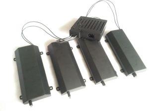 Nuevo diseño de la caja de carga para las tablas existentes