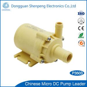 12V 24Vの食品等級水清浄器のための小型DCの遠心水ポンプ