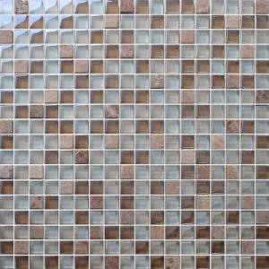 Qualità del nuovo mosaico di vetro materiale della costruzione di edifici buona