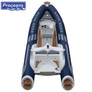 La nervure580b Ce certifié Rib bateau avec 5 ans de garantie pour la vente