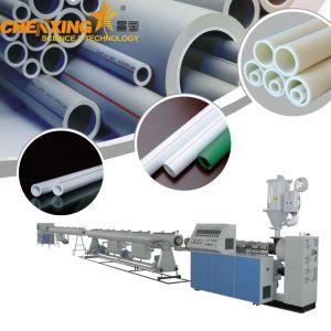 PE HDPE LDPE PPR пластиковые воды газом трубка маслопровода экструзии производственной линии трубопровода одношнековый экструдер бумагоделательной машины/ ПВХ профиль линии