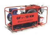 Mise en veille les générateurs de puissance refroidis par eau