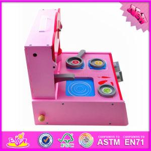 Novo Design 2016 Cozinha infantil de madeira Play Toy W10C207