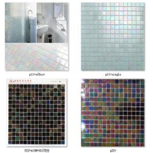 MosaicoガラスIrdiumフォーシャンのタイル