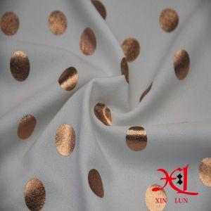 여자 복장을%s 보통 염색 폴리에스테 시퐁 직물