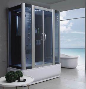 Chuveiro/banheiro/chuveiro portas de vidro temperado