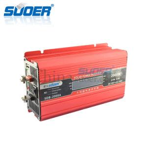 Suoer precio de fábrica de 2000W 12V de la Energía Solar Inverter (SDB-2000A)