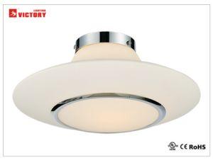 LED de alta qualidade de luz de teto de poupança de energia com marcação RoHS Homologação UL