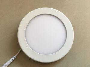 Tipo redondo luz del panel de Ressed 18W LED con el certificado del Ce