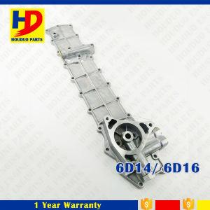 6D14 6D15 6D16 de Dekking van de Koeler van de Olie voor Mistubishi Motor Dh800 en Dh900 (ME034573)