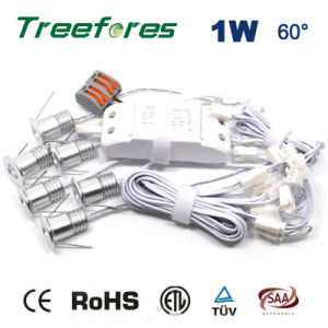1W Mini-LED Birnen-Beleuchtung mit Cer RoHS Transformator