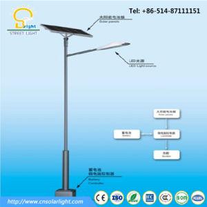 アルミニウムランプボディ50W LED太陽街灯