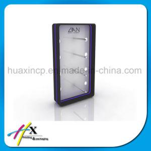 Kundenspezifische hölzerne AcrylEyewear Bildschirmanzeige Hx 98