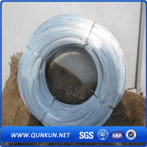 2016 горячая продажа 3мм диаметр проволоки оцинкованной стали