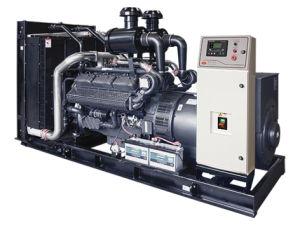 発電の使用を用いる484kw 605kVAの低雑音水によって冷却されるディーゼル発電機