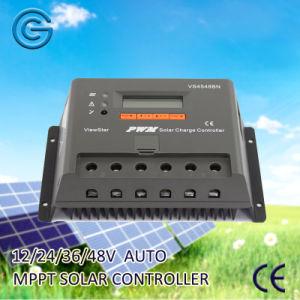 40A 48V el sistema de Energía Solar Fotovoltaica Regulador de carga/ Controller