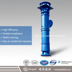 La bomba de tratamiento de aguas residuales de la turbina vertical