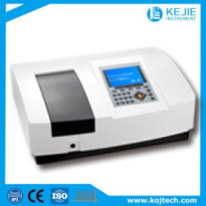 Testes de comprimento de onda/Dados/UV visível espectrofotómetro de impressão