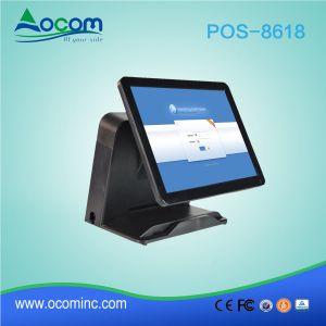 Registratore di cassa elettronico del sistema di posizione dello schermo di tocco di Frameless 15
