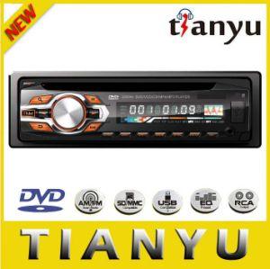 Solo DIN DVD para coche reproductor de MP4 sistema de navegación GPS