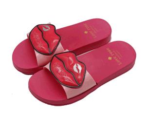 La Chine Cute Hot Sale Chaussures pour femmes de la Chine Hot Sale Chaussures pour femmes PVC EVA Pantoufles