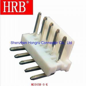 Fio de ângulo direito do conector da placa de plataforma de PCB