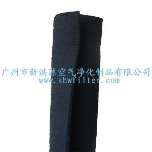 활성화된 탄소 여과기 면 (SHW-TM)