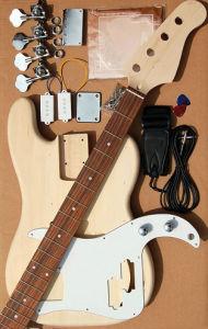 Kit de guitare basse/kits électriques de la basse Guitar/Wooden (BK-08)