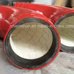 陶磁器並べられた肘の管の陶磁器の管の製造者を身に着ける抵抗