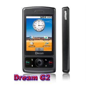 Sogno astuto G2 del telefono mobile con il &Java di WiFi