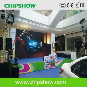 Chipshow P4 Aluguer de cores de tela de fundo LED indicador LED