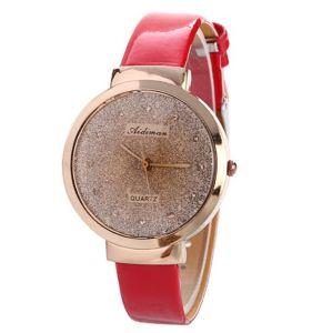 Gold et Silver coloré de quartz Mesdames Watch