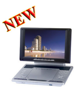 휴대용 DVD Player+TV 조율사 (P-1099)