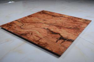 De nieuwe Tegel van de Vloer van het Porselein van het Ontwerp Volledige Verglaasde Glanzende voor Huis, Hotel, Supermaket, Opslag (600*600/800*800mm)