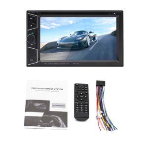 Algemeen begrip 6.2 Duim 2 de Auto DVD van de Afstandsbediening van de Speler van de Radio van de Auto van DIN MP5 met TV Aux/SD/USB/FM/Bt