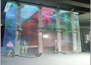 Stade pleine couleur intérieure Affichage LED écran location