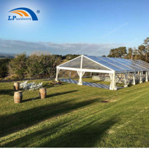 i 10m rimuovono la tenda di lusso di evento della tenda foranea del tetto trasparente della portata per le vendite locative