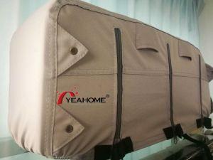 オックスフォードファブリック材料RVカバー屋外の保護車カバー