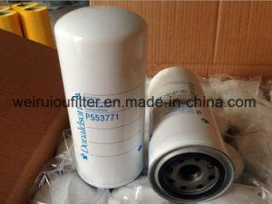 De Filter P553771 van de Stookolie van Donaldson van het Element van de Filter van de Smeerolie