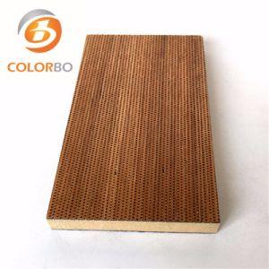 Comitato acustico del legname di legno Micro-Perforato eccezionale delle caratteristiche