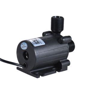Gleichstrom 12V fließen 800L/H Brunnen-das Wasser des Aufzug-3m, das zentrifugale amphibische Pumpen angibt