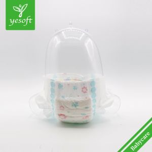 Fraldas para bebés descartáveis para produtos de Cuidados do bebé na China (YS410)