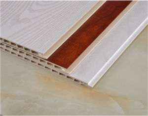 De bonne qualité de panneaux muraux intérieurs avec WPC matériau (A083)