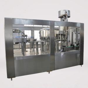 6000B/H 500 ml de agua completa línea de producción