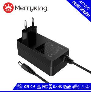48 W AC Adaptador DC Adaptador de corriente de montaje en pared US/EU/UK/AEA Enchufe con UL cUL FCC, CE GS CB AEA y el PSE