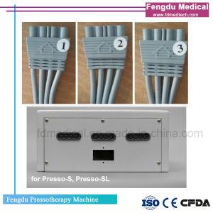3 in 1 macchina linfatica di drenaggio di pressione d'aria SME Pressotherapy