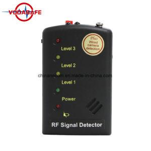 GPS van de volledig-waaier het Draadloze GPS van het Signaal Anti Afluisteren van de Detector van het Signaal van de multi-Detector rf van het Signaal van het Insect