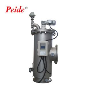 Filtro automatico da auto pulizia per rimozione sospesa dei solidi dall'acqua della torre di raffreddamento