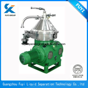 L'olio del biodiesel purifica il separatore della centrifuga della macchina