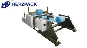 Máquina de Corte y rebobinado de papel para el papel maneja